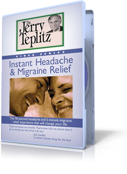 Instant Headache and Migrainer Relief Book Cover